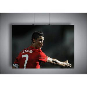 AFFICHE - POSTER Poster CR7 Cristiano Ronaldo Portugal football 03
