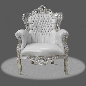 fauteuil baroque achat vente pas cher. Black Bedroom Furniture Sets. Home Design Ideas