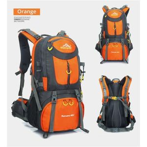 Imperméable Contenance À Grande Sac Dos 50l Backpack Mountaineering 1JFTKlc3