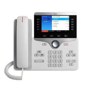 Téléphone fixe Cisco 8841, 800 x 480 pixels, 12,7 cm (5
