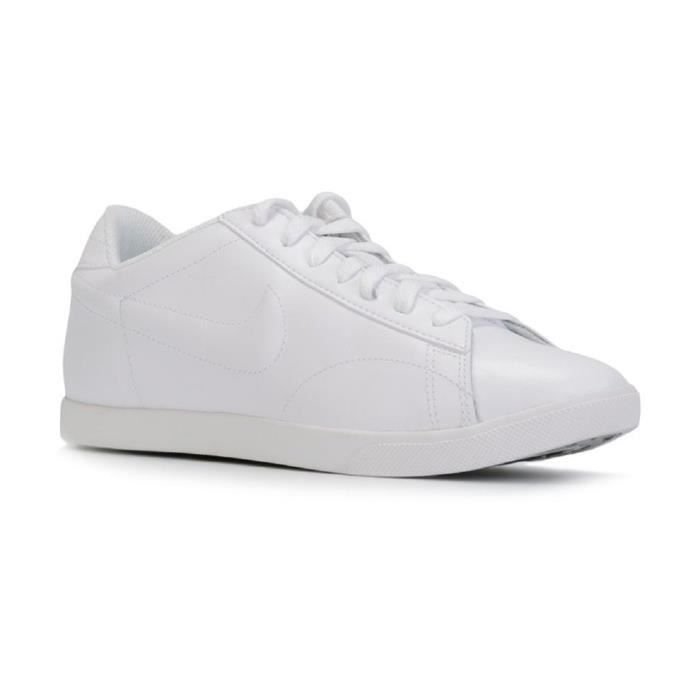 nike racquette blanche femme