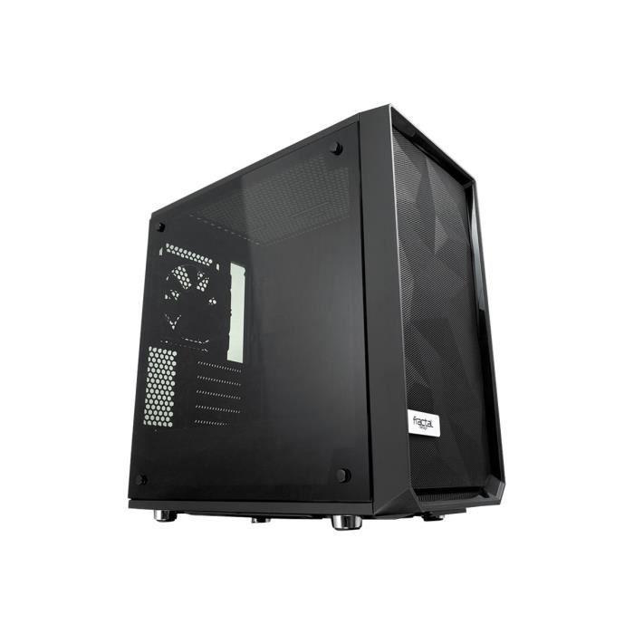 FRACTAL DESIGN Boitier PC, Meshify Mini C, Fenêtre