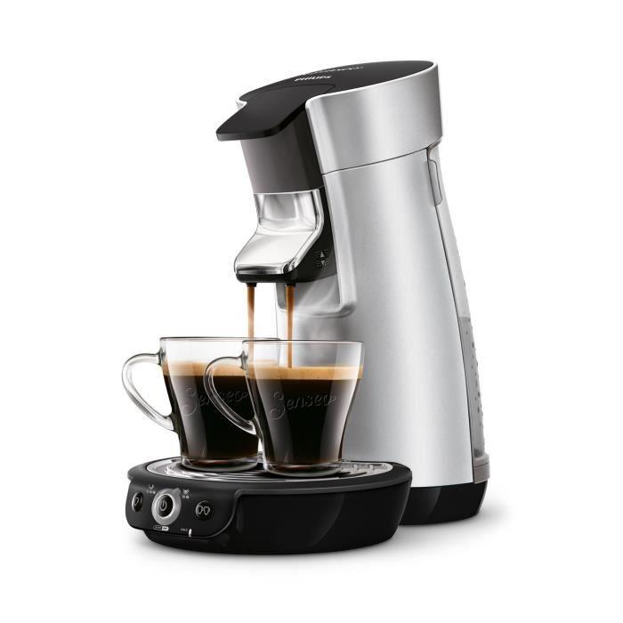 Philips senseo viva café plus hd783111 argent