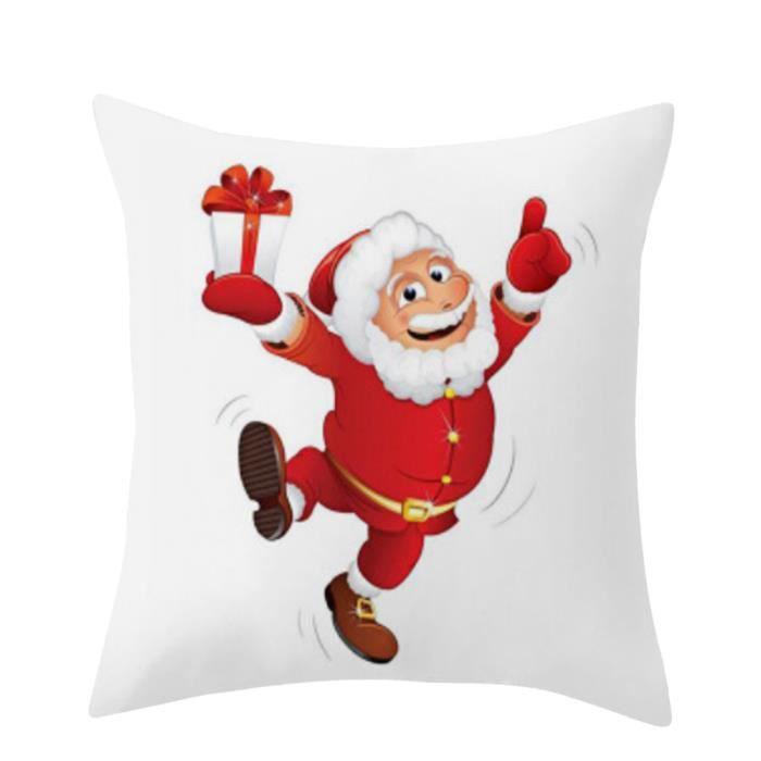 linge de maison housse de canapé Chien de Noël linge de lit housse coussin canapé matelas à la  linge de maison housse de canapé