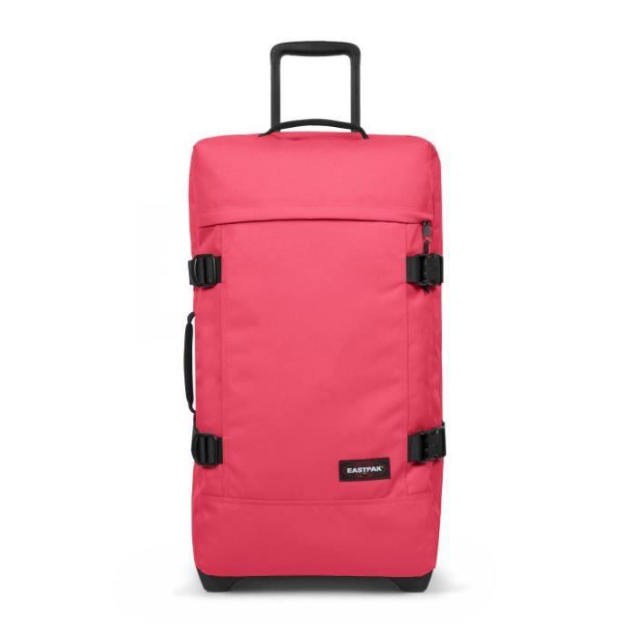 BASKET Sac de voyage Eastpak Tranverz M coloris Wild Pink