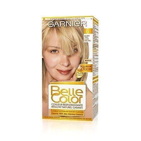 Garnier Coloration Blond Clair Cendré Naturel Achat Vente