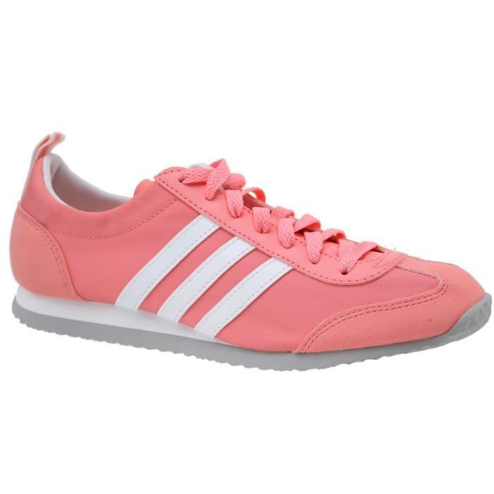 Adidas VS Jog W AW4775 Femme Baskets Rose
