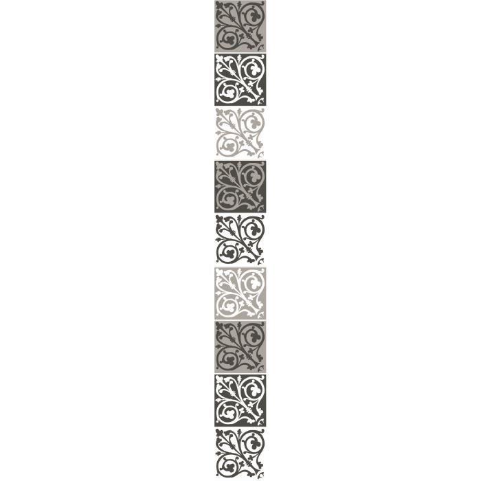 stickers carreau de ciment achat vente stickers. Black Bedroom Furniture Sets. Home Design Ideas