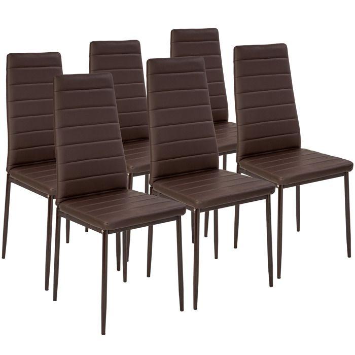 Chaise salle a manger pas cher lot de 6 chaise de salle a - Lot de 6 chaises de salle a manger pas cher ...