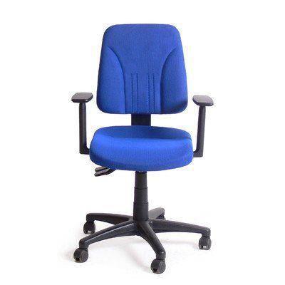 Topsit U10000022 Chaise De Bureau Bleu Achat Vente Chaise De