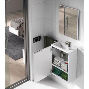 meuble lave main achat vente meuble lave main pas cher cdiscount. Black Bedroom Furniture Sets. Home Design Ideas
