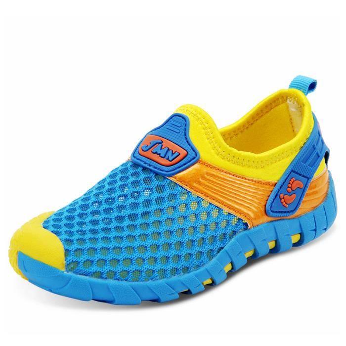 enfants Mode Baskets fille Garçon Sneakers TSdY4pn