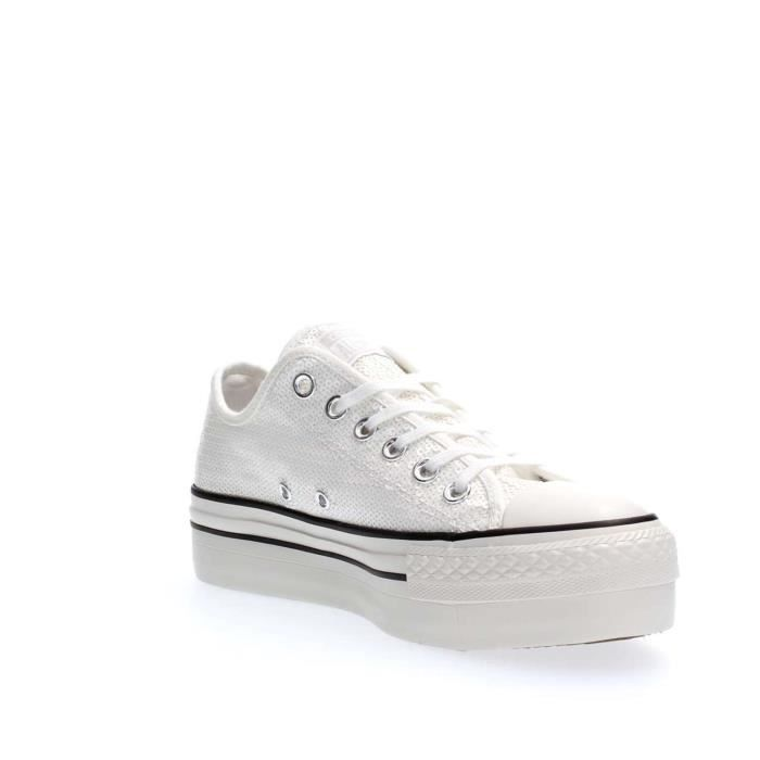 CONVERSE SNEAKERS Femme WHITE