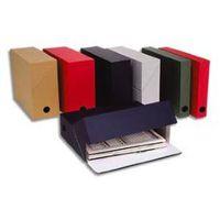 Boîte de classement Boîtes de transfert papier toilé