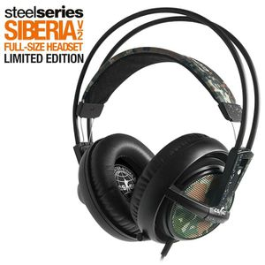 CASQUE  - MICROPHONE Steelseries Siberia V2 Counter Strike