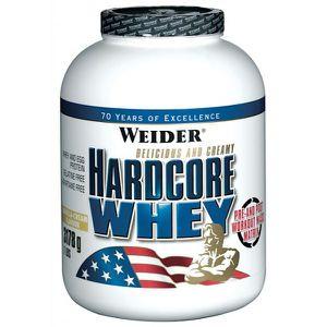 WEIDER Boîte de Hardcore Whey Double Choco 3.2kg