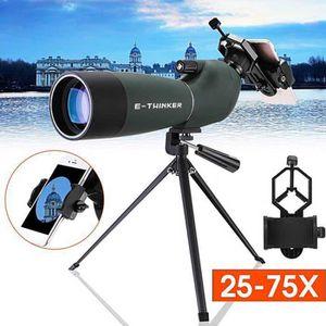 LONGUE-VUE ARZOPA 25-75X70 Monoculaire Télescope HD Etanche Z