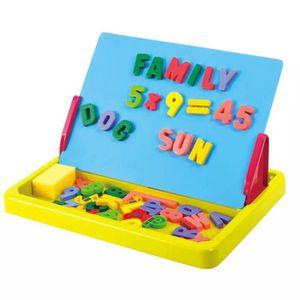 ARDOISE ENFANT Tableau magnetique lettres et chiffres ludique jou
