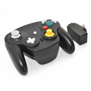MANETTE JEUX VIDÉO Manette Sans Fil 2.4G Pour Nintendo Gamecube Ngc G