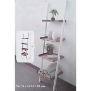 etagere en bois pour plantes achat vente pas cher. Black Bedroom Furniture Sets. Home Design Ideas