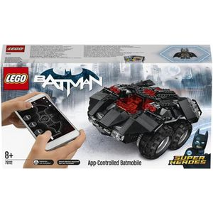 LEGO® DC Comics Super Heroes 76112 La Batmobile té