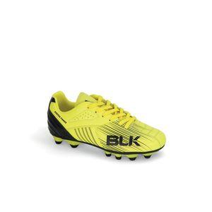 CHAUSSURES DE RUGBY BLK Chaussures de Rugby MD Clutch Kid Jaune et noi