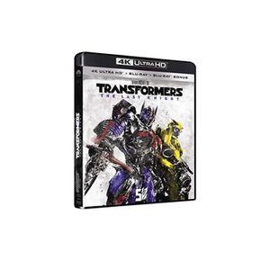 BLU-RAY FILM Transformers The Last Knight [4K Ultra HD + Blu-ra