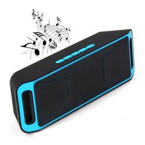 ENCEINTE NOMADE Haut-parleur sans fil Bluetooth 4.0 Haut-parleurs