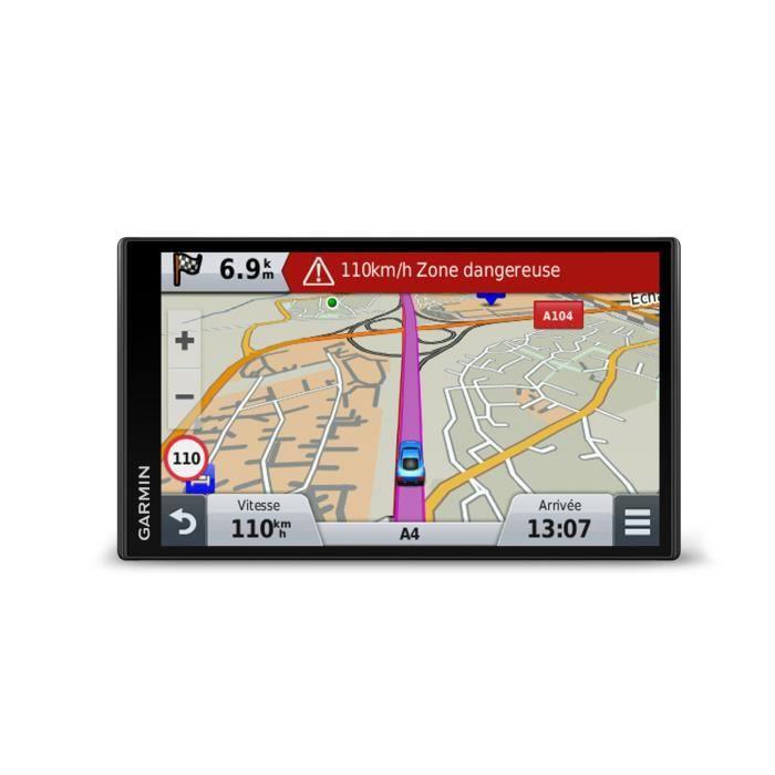 GARMIN GPS auto DriveSmart 61 LMT - 6\