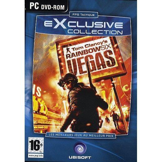JEU PC RAINBOW SIX VEGAS / JEU PC DVD-ROM