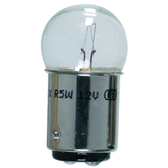 EUROMARINE 2 Ampoules Aux Ba 15D 12V-10W