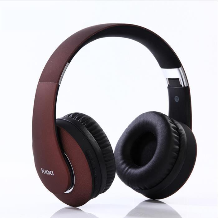 Oreillette Bluetooth Sans Fil Casque D'ordinateur Mini Sport Bwys-sm007rouge