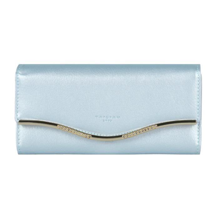 Damara Femme Portefeuille Strass Uni Style Simple Cuir Simili Cadeau Q4W7Z 2afee0cbaf8