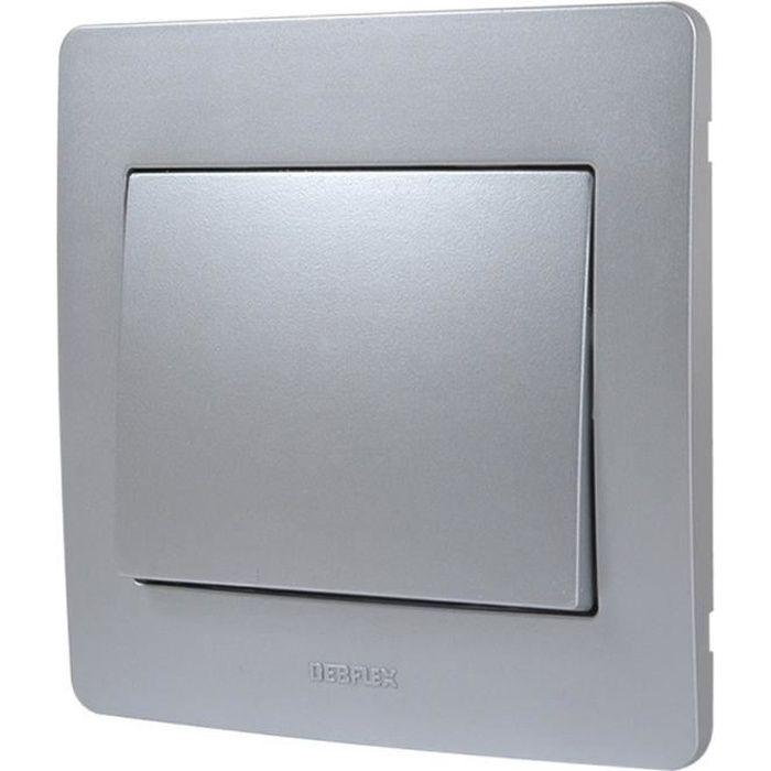 interrupteur achat vente interrupteur pas cher cdiscount. Black Bedroom Furniture Sets. Home Design Ideas