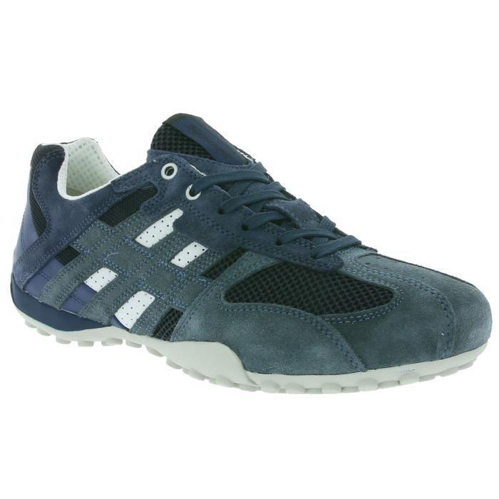 Geox Sneakers Homme Bleu, 42