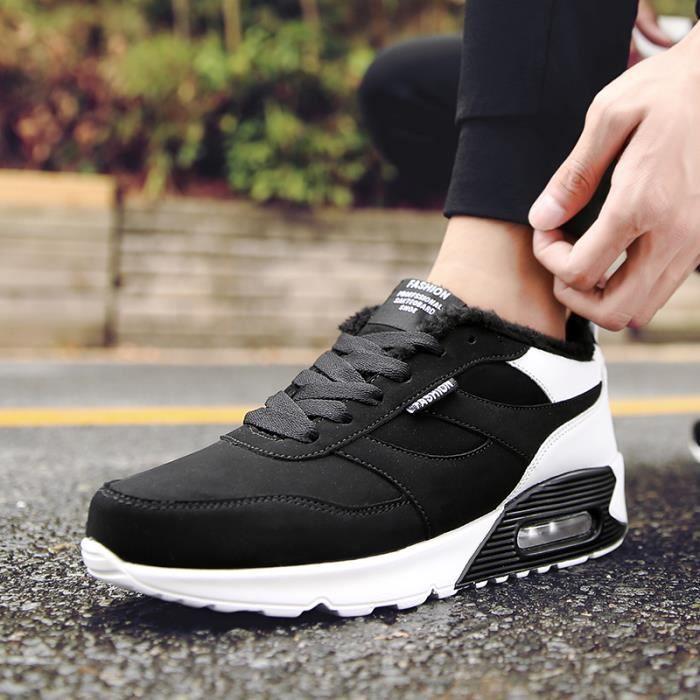 Chaussure Noir de Homme Sport Basket A8wZxqYW