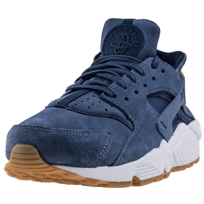 c3c7bbf76f644 41 1 2 Des Air Femmes Aa0524 Taille Sd Nike Huarache 400 Bleu Ychb9 7vwnP