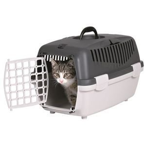 Cage transport chat achat vente cage transport chat - Caisse a chat ...