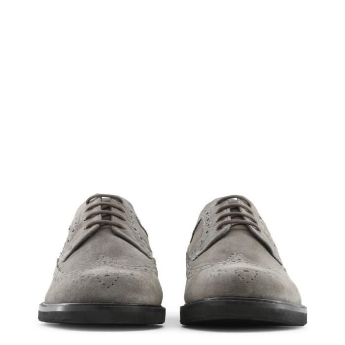 ‡ ‡ Chaussures Homme 44 lacets SOUSA Lumberjack lacets Chaussures Gris H6q1x4w