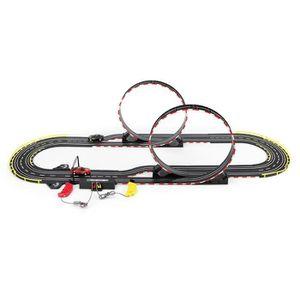 Circuit de course électrique + 2 Voitures