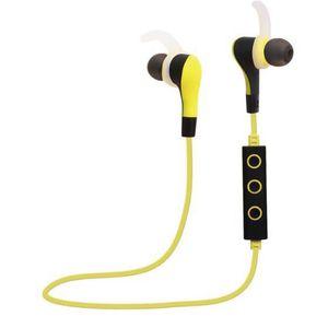 CASQUE - ÉCOUTEURS Caldecott BT-50 Bluetooth Écouteur Sans Fil Casque a56d66981844