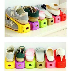 PORTE-CHAUSSURES 5 Pièces Mini Etagère Rangement Chaussure Original