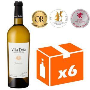 VIN BLANC x6 Villa Dria Gros Manseng - Blanc Moelleux - 75cl