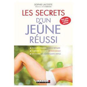 LIVRE RÉGIME Livre - les secrets d'un jeûne réussi (3e édition)