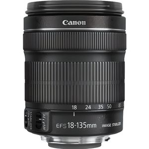 OBJECTIF CANON EF-S 18-135 f/3.5-5.6 IS STM