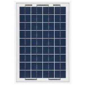 KIT PHOTOVOLTAIQUE Panneau solaire polycristallin 10W 12V