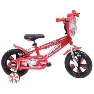 VÉLO ENFANT CARS Vélo Enfant 12 pouces (2 à 4 ans)