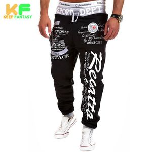 SURVÊTEMENT Jogging Homme Pantalons De Survêtement Noir & B...