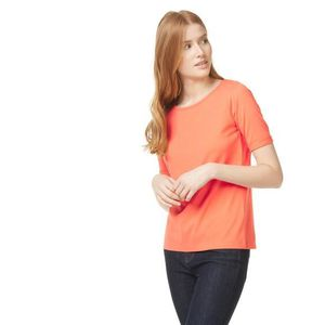 T-SHIRT T-shirt uni paprika