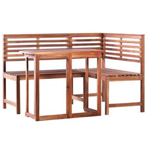 Salon de jardin pour balcon - Achat / Vente pas cher